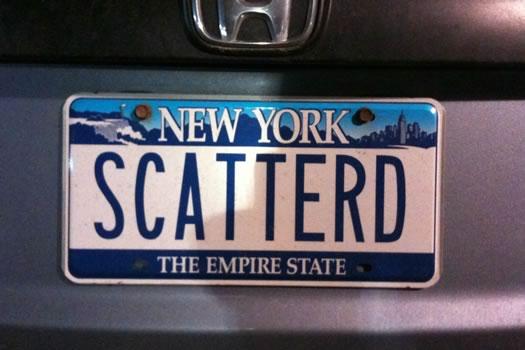 SCATTERD