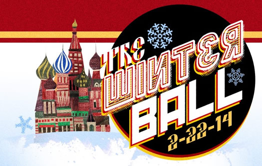 SPAC winter ball 2014 logo