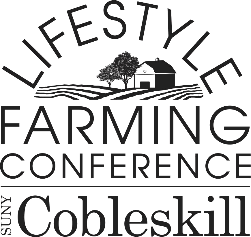 SUNY Cobleskill Lifestyle Farming Conference 2018 spring logo