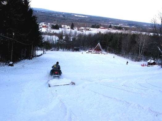 Ski Venture Grooming