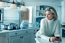 Sandra Lee in Vogue