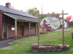 Saratoga Winery exterior