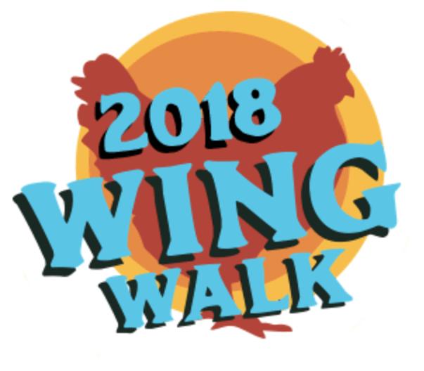 Schenectady Wing Walk 2018 logo