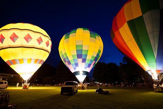 Sebastien Moonglow Balloons