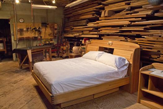 Springwood_Studios__Lewis_workshop_with_bed_frame_working_on.jpg