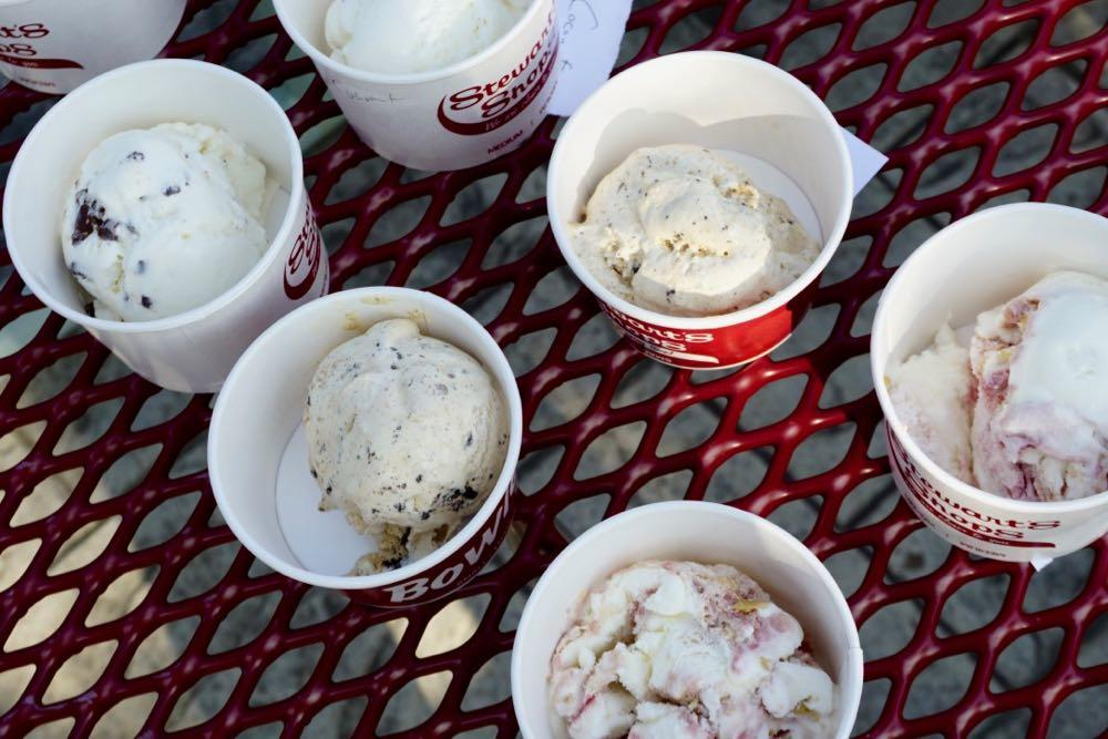 770077bf50 All the current Stewart's seasonal summer ice cream flavors, ranked
