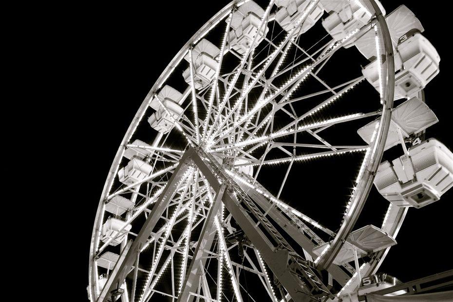 Altamont Fair ferris wheel