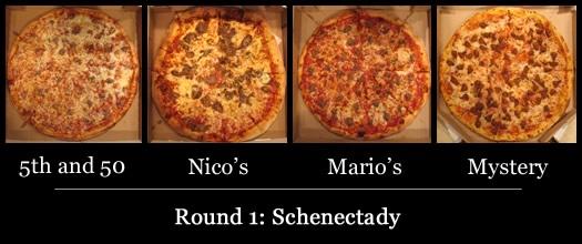 TOP2012 RD1 Schenectady