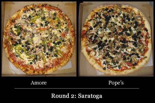 Tournament of Pizza 2012 RD2 Saratoga 