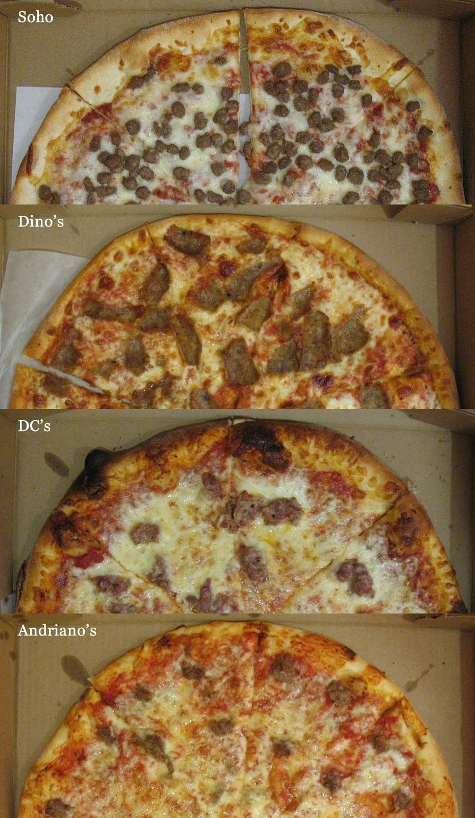 TOP2013 RD1 Albany pizza closeups