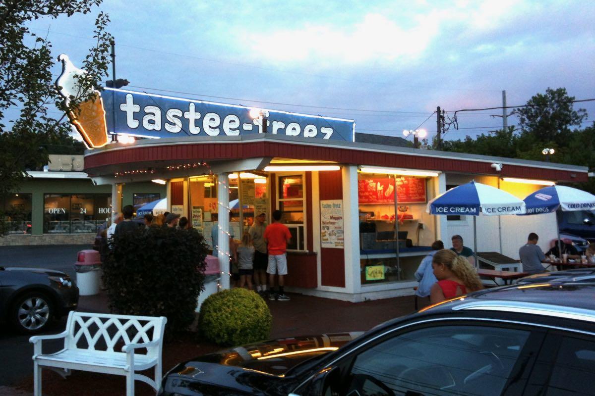 Tastee Freez Bethlehem exterior 2014-08-14