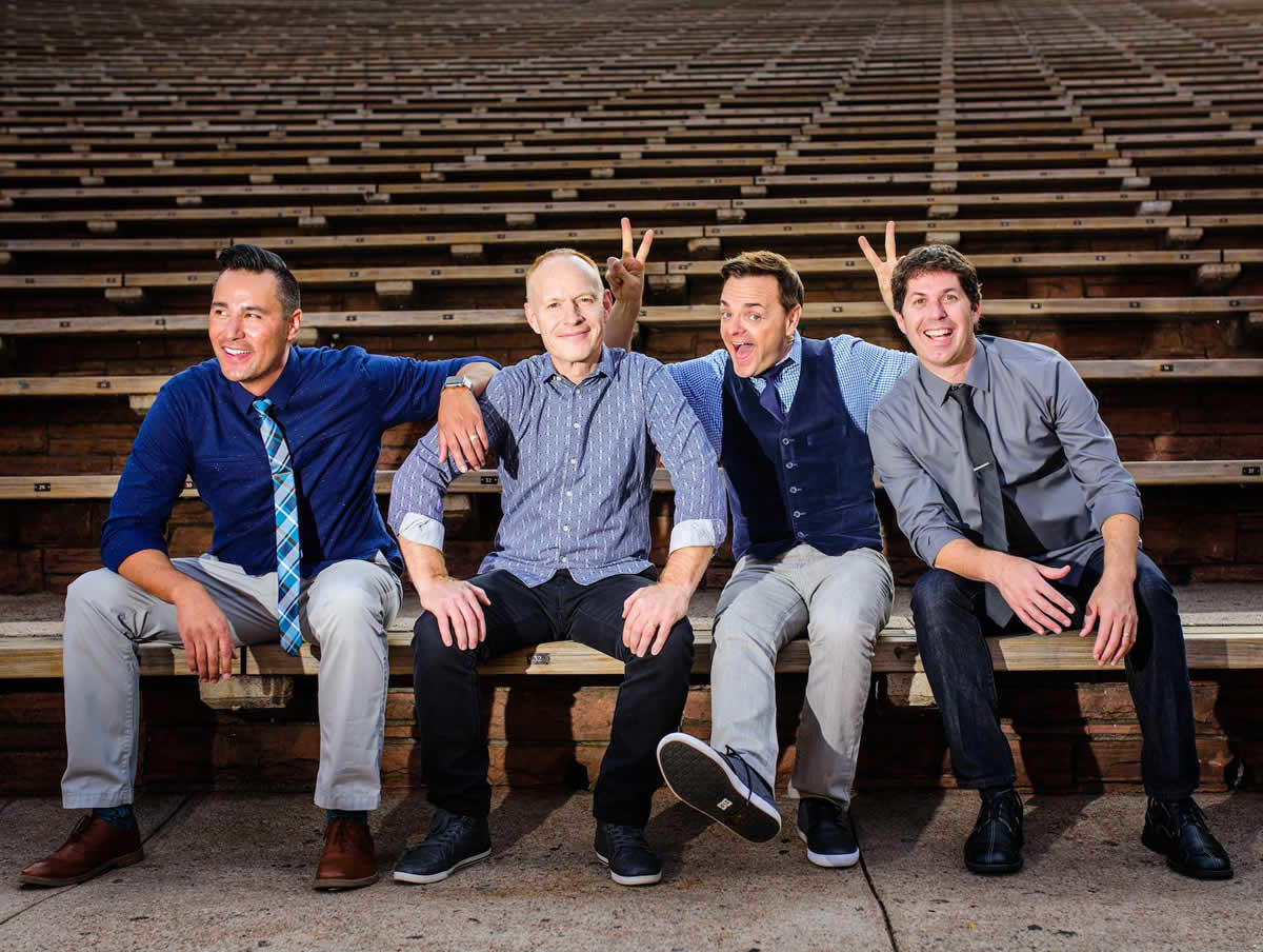 The Piano Guys musical act