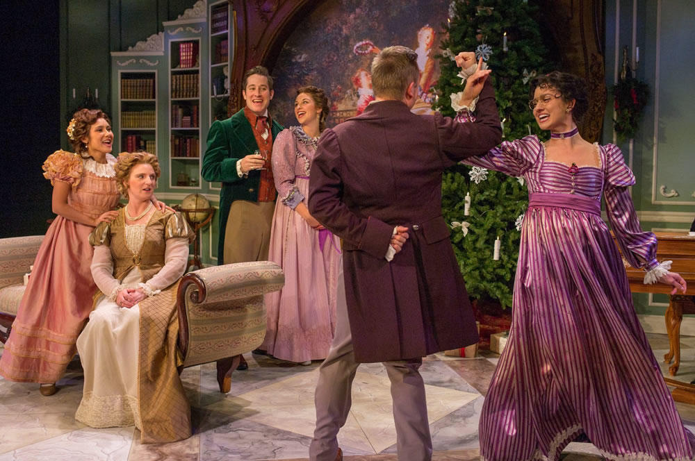 The Rep Miss Bennet Christmas at Pemberley