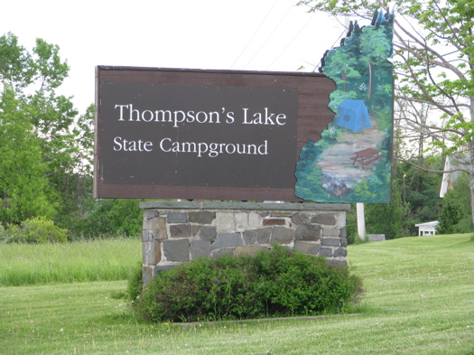 Thompson39;s Lake State Park