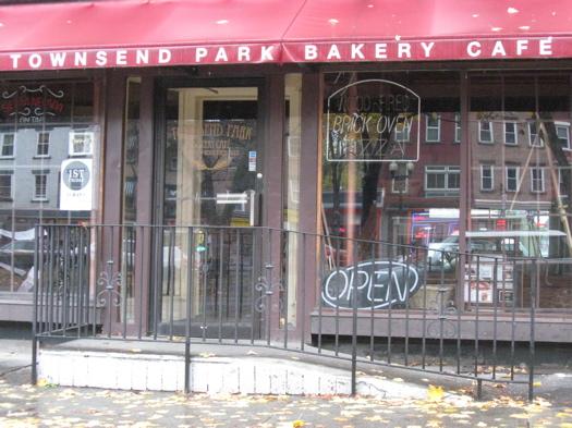 Townsend Park Bakery.JPG