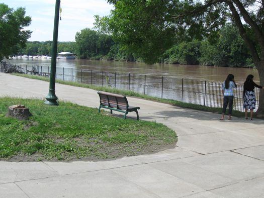 Troy Bench post flood.jpg