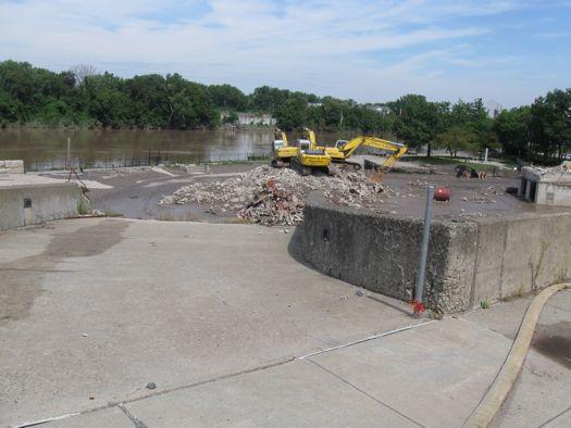 Troy Demolition equipment today.jpg