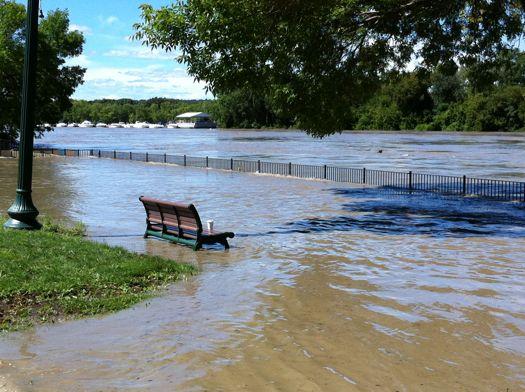 Troy bench in flood.jpg