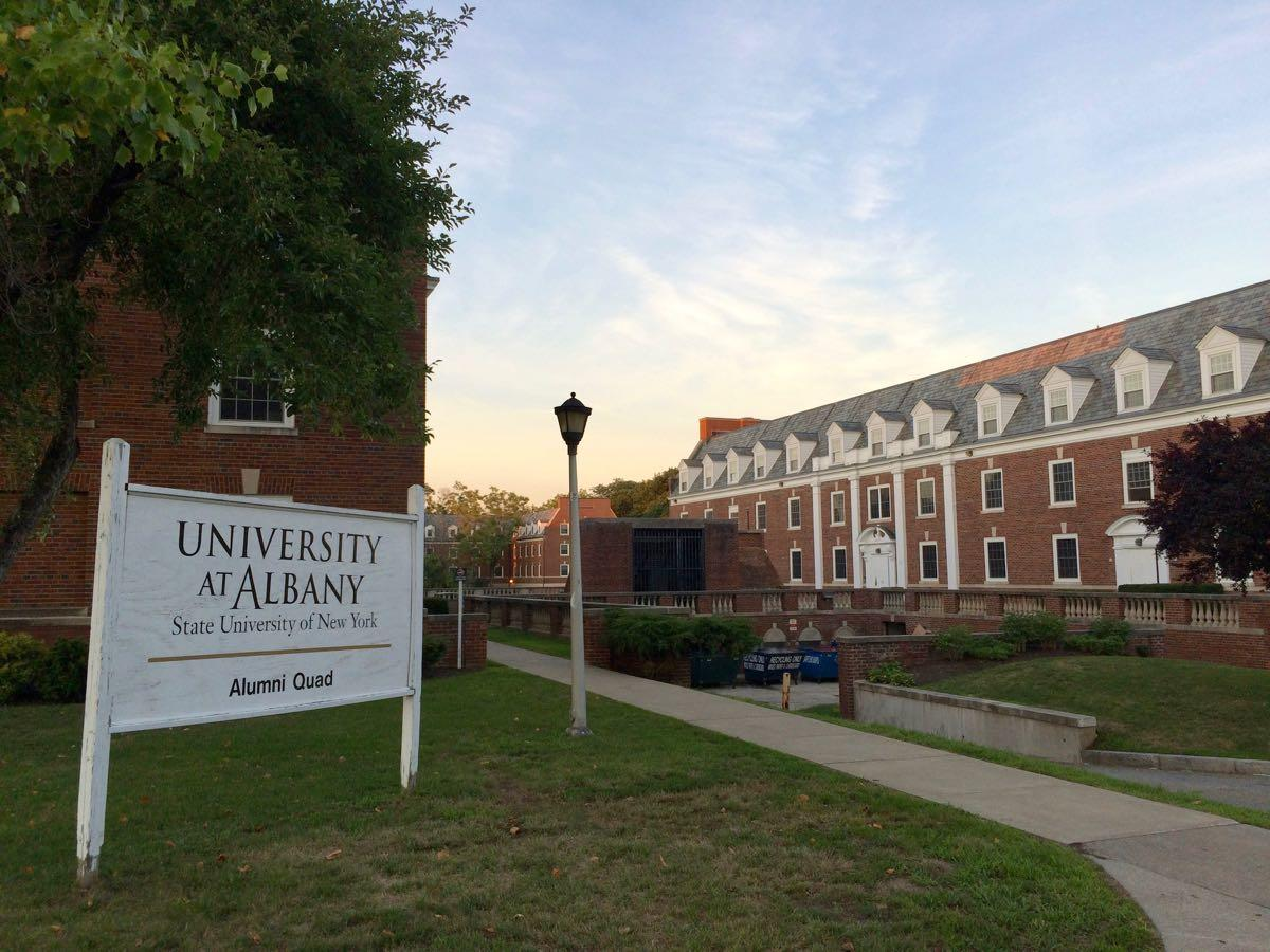 UAlbany Alumni Quad 2016 August