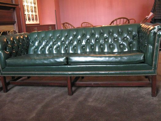 UClub Green couch