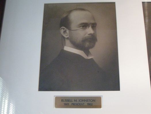 UClub first president