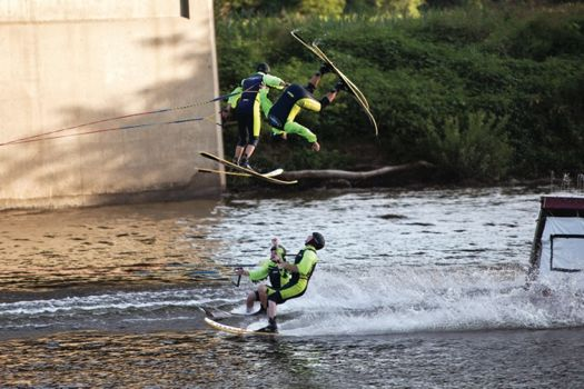 US Waterski show team flip.jpg