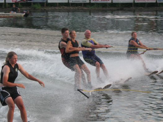 US waterski show practice in the water.jpg