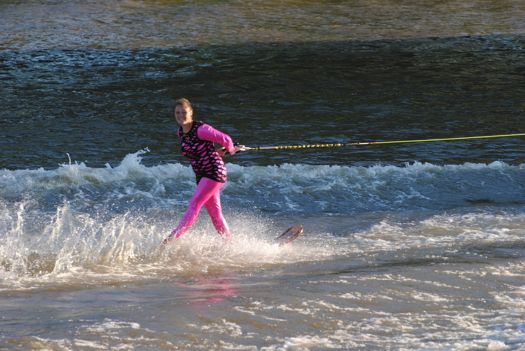 US waterski showteam Nikki performing.jpg
