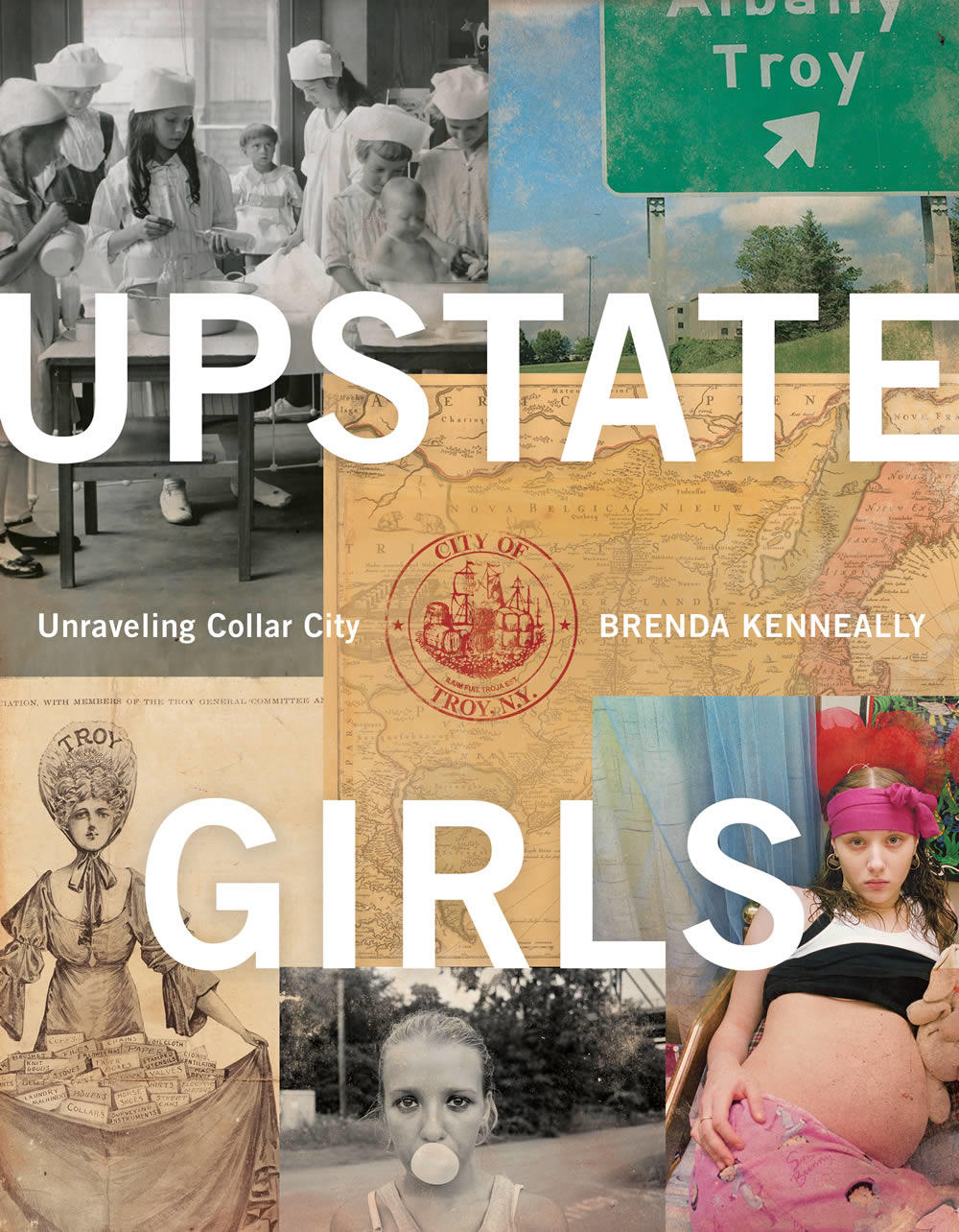 Upstate Girls Brenda Kenneally cover