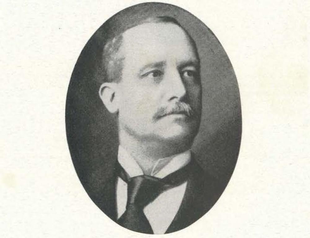 Verplanck Colvin portrait