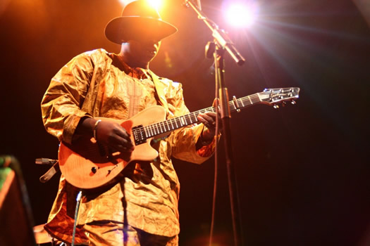 Vieux Farka Toure by Francesca Perry