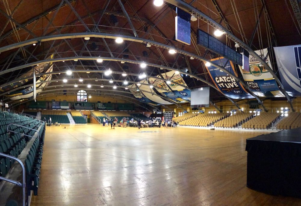 Washington Ave Armory interior 2017