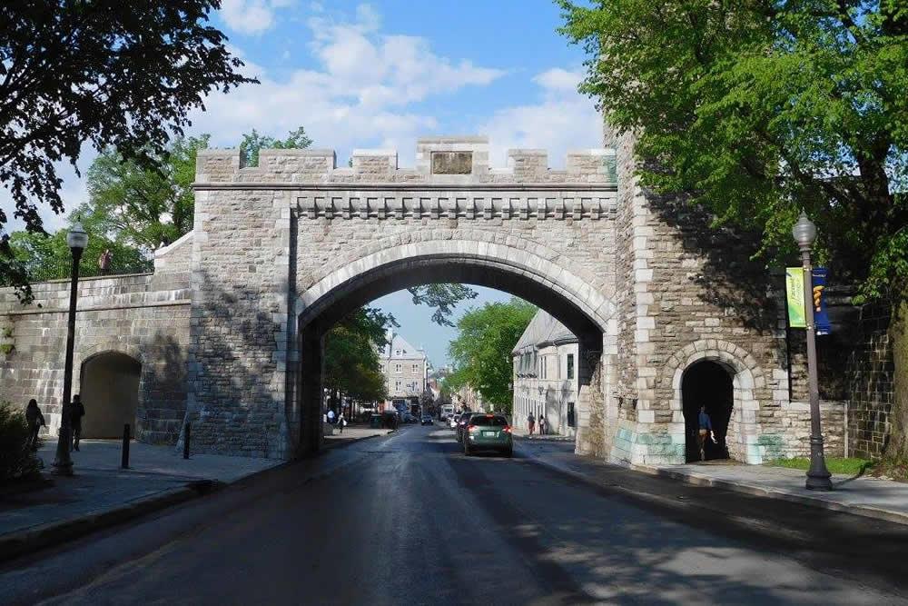 Weekend Destination Quebec Fortifications of Quebec Artillery Park