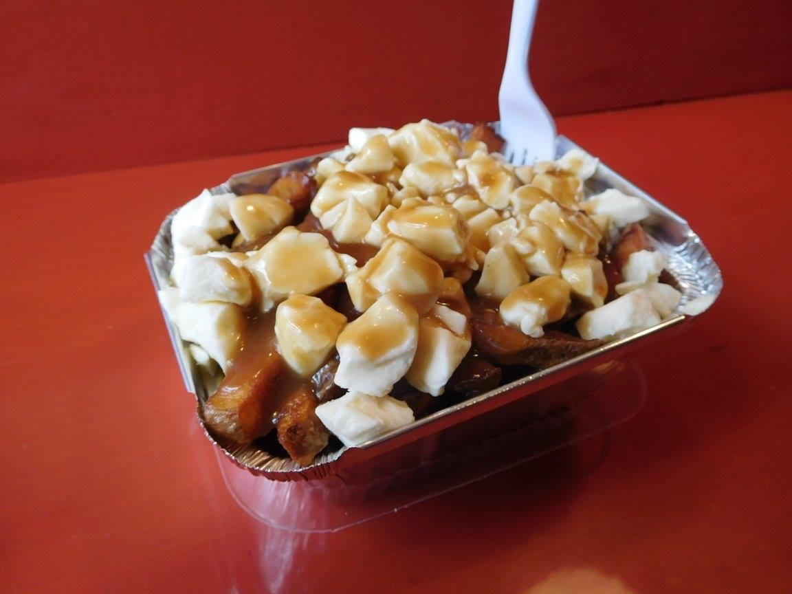 Weekend Destination Quebec Poutine at Chez Gaston