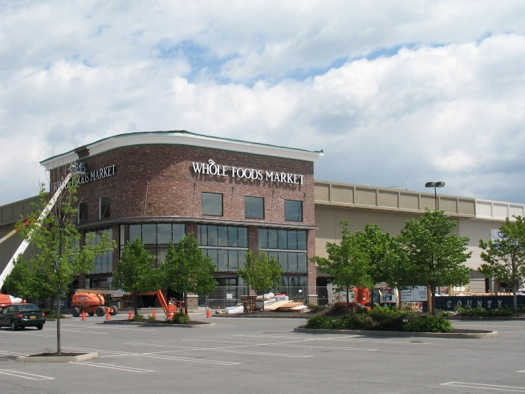 Whole Foods Colonie Center exterior 2014-05-19