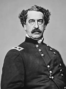 abner doubleday civil war major general