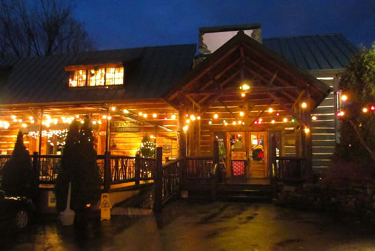 adirondack pub and brewery exterior