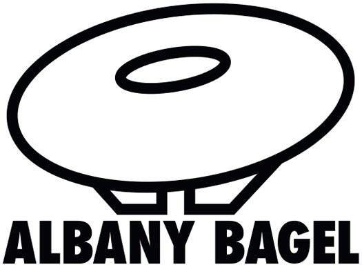 albany bagel co logo