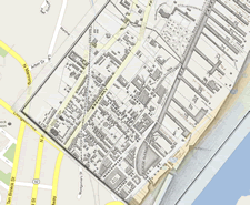 albany bagel lumber district overlay