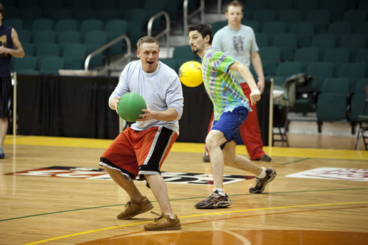 albany dodgeball