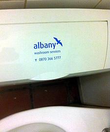 albany fembin london