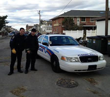 albany police car long island Patrick Sheufelt NYSP