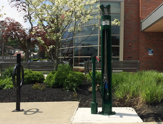 APL bike repair station