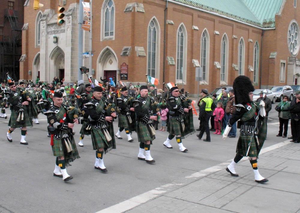 albany st patrick's day parade