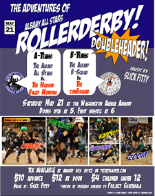 all stars 2011-05-21 bout poster