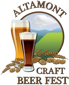 altamont craft beer fest logo