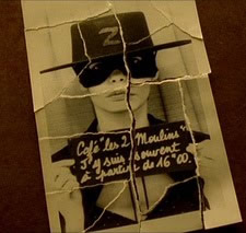 amelie photo booth zorro
