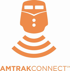 amtrak wifi sticker