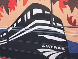 amtrak adirondack logo