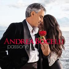 andrea bocelli album cover